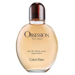 Calvin Klein Obsession for Men Eau de Toilette Spray 125ml