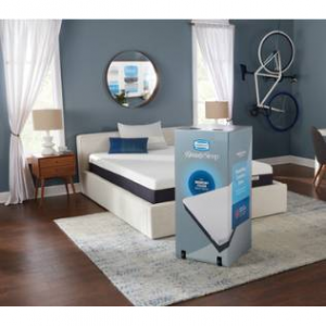 Select Simmons Beautysleep/Beautyrest Memory Foam Mattress-In-A-Box on Sale @ Buydig