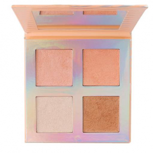 Sunkissed Let It Glow Baked Highlighter Palette