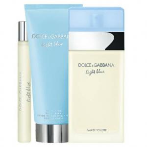 Dolce and Gabbana Light Blue Gift Set 50ml