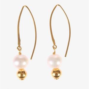 MAGDA BUTRYM Pearls earrings