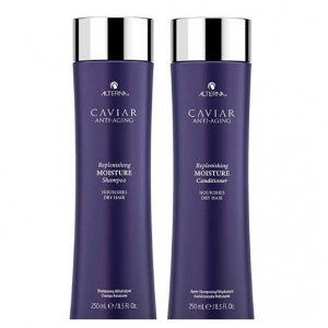 $33.41 For Caviar Anti-Aging Replenishing Moisture Shampoo and Conditioner Set, 8.5-Ounce @ Amazon
