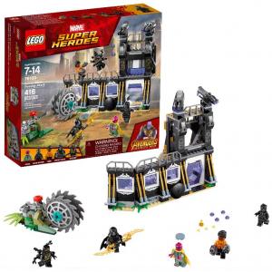 Lowest Price ! LEGO Super Heroes Corvus Glaive Thresher Attack 76103 @ Walmart