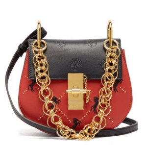 CHLOÉ  Drew Bijou mini cross-body bag