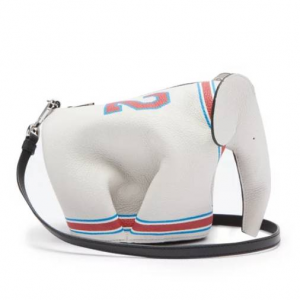 LOEWE  Elephant leather cross-body bag