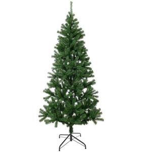 Kiera Grace HD60012-7 KG Martin Artificial Green, 7-Foot Tall, Winnipeg Pine Christmas Tre