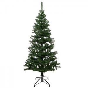 Kiera Grace HD60011-0 KG Avery Artificial Green, 6-Foot Tall, Winnipeg Pine Christmas Tree