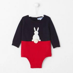 Jacadi Paris 女宝小兔毛衣