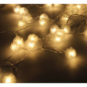 Coversage 10M 100 Led Christmas Tree Garland String Xmas Outdoor Indoor Decoration Led Curtain Nav