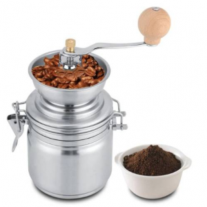 Stainless Steel Manual Coffee Grinder Spice Grinding Mill Hand Tool Home Grinder Milling Machine C