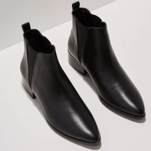 The Palace Chelsea Boot in Black