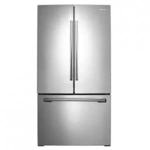 Samsung  RF261BEAESR 36 Inch French Door Refrigerator