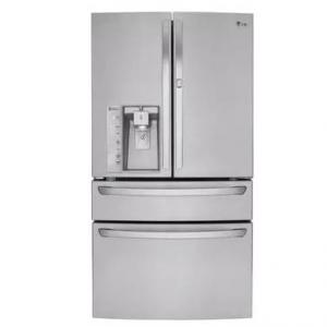 LG  LMXS30776S 36 Inch 4-Door French Door Refrigerator