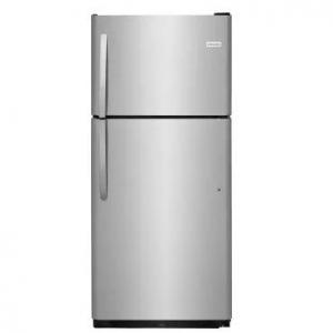Frigidaire  FFTR2021TS 30 Inch Freestanding Top Mount Refrigerator