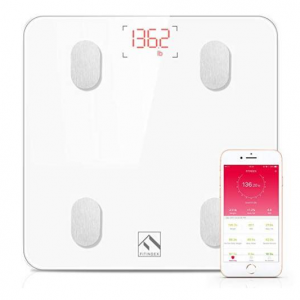 $20.98 FITINDEX Bluetooth Body Fat Scale @ Amazon.com