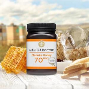 Manuka Doctor 40+ 新西兰麦卢卡蜂蜜 500g, 新西兰国宝级产品 @Manuka Doctor