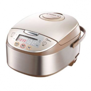 "MIDEA 10-Cup Multi-function Rice Cooker MB-FS5017 16.65"" X 12.48"" X 11.33"""