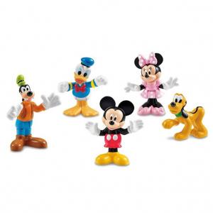 Fisher-Price 디즈니 미키 마우스 클럽 하우스, 클럽 하우스 친구들