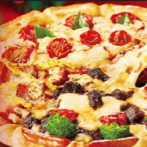 クリスマス予約がおトク!WEB限定ピザセットが最大1500円オフ【ピザハット】