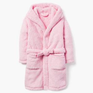 Gymboree Fuzzy Sparkle Robe