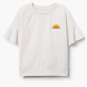 Gymboree Sunset Flutter Sweatshirt