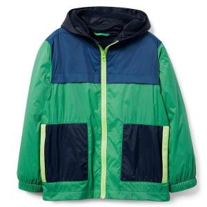 Gymboree Colorblock Rain Jacket