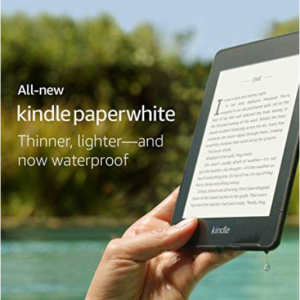 All-new Kindle Paperwhite – Now Waterproof with 2x the Storage @Amazon