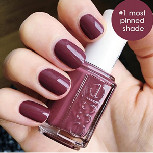 $4.60 For essie nail polish, angora cardi, deep rose purple nail polish @ Amazon