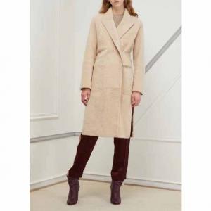 BOONTHESHOP Shearling long coat