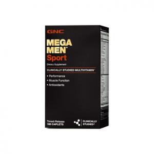 GNC MEGA MEN® SPORT 180 Caplets