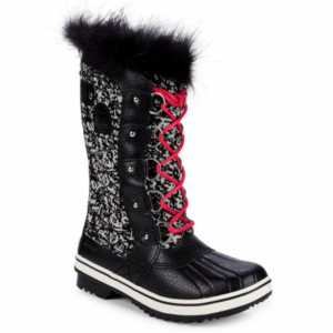 Sorel Tofino II Faux Fur Quilted Boots
