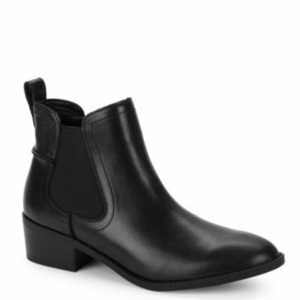 Steve Madden Darin Leather Chelsea Boots