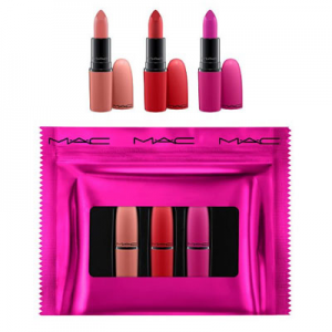 MAC 3-Pc. Shiny Pretty Things Lip Set - Limited Edition