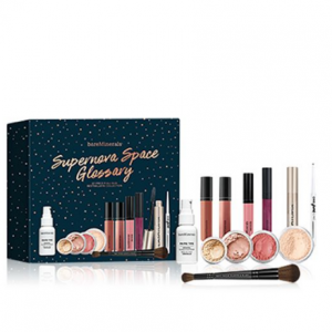 bareMinerals 12-Pc. Full-Size Supernova Space Glossary Bestsellers Set