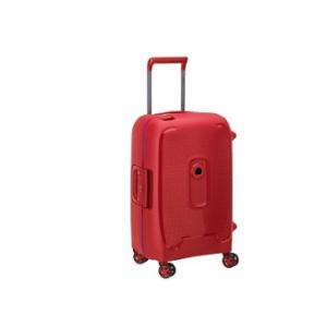 [델시]DELSEY - 몽시 MONCEY 55cm cabin TR(Red Stars) 20인치 기내용 프레임 캐리어