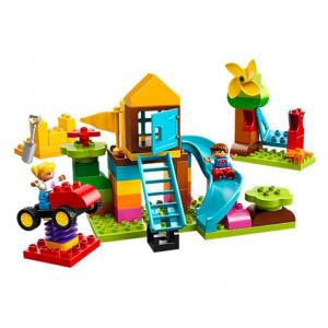 LEGO® DUPLO® 대형 놀이터 벽돌 상자