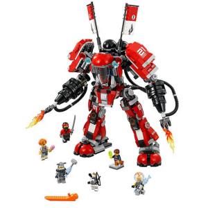 LEGO® NINJAGO® 화재 메크