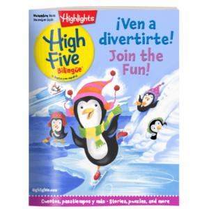 Highlights High Five Bilingüe™ Magazine