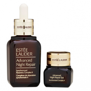 ESTÉE LAUDER FOR FACE AND EYES SET ADVANCED NIGHT REPAIR