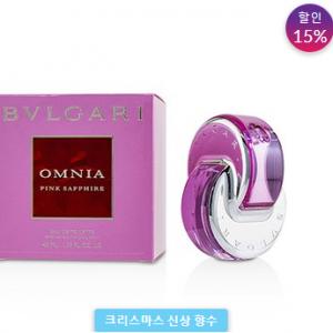 불가리 BVLGARI Omnia Pink Sapphire Eau De Toilette Spray