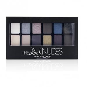 메이블린 MAYBELLINE The Rock Nudes Eyeshadow Palette