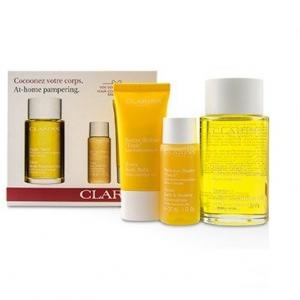 클라란스 CLARINS At-Home Pampering Body Kit