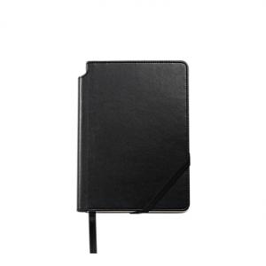 Medium Classic Black Journal