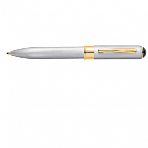 Cross TrackR Brushed Chrome Ballpoint Pen With 23K Gold Plated appointments