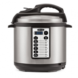 Bella 14467 6-Qt. Electric Pressure Cooker
