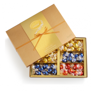 Assorted LINDOR Gift Box (48-pc)