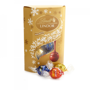 Assorted LINDOR Cornet (21-pc, 8.9 oz)