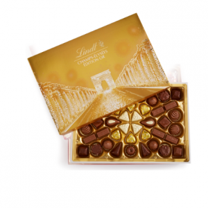 Champs-Elysees Boxed Chocolate Gold Box (44-pc)
