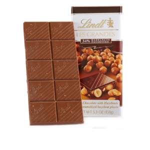 Dark Hazelnut Les Grandes Bar