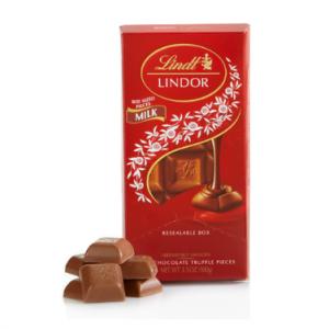 LINDOR 牛奶巧克力棒